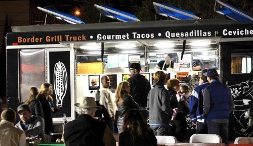 Recap Fancy Food Truck Friday At Websters