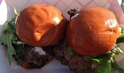 Yummy sliders from Me So Hungry!